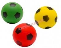 Piłka gąbczasta miękka mała