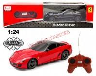 Ferrari 599 GTO 1:24 (R/C)