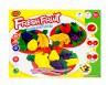 Masa plastyczna - owoce