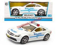 Samochód policyjny 25 cm
