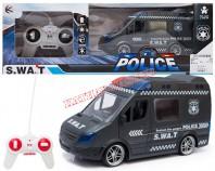 Auto policja R/C 21 cm