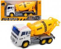 Ciężarówka - betoniarka 25 cm