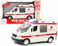 Auto ambulans 22 cm