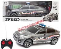 Samochód policyjny (R/C)