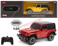 Jeep Wrangler JL 1:24 (R/C)
