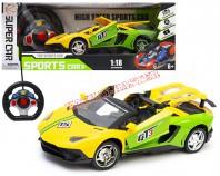 Auto sportowe R/C 24 cm